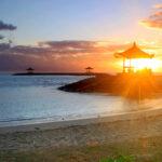 Samuh Beach Nusa Dua Sunrise
