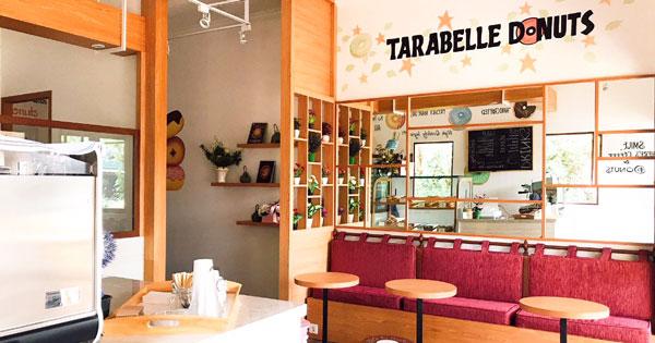 The Atmosphere of Tarabelle Donuts Uluwatu
