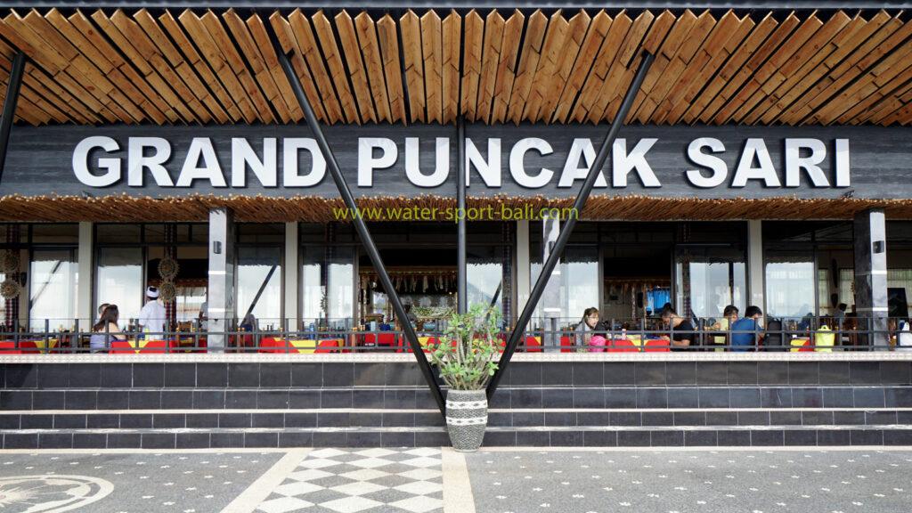 Grand Puncak Sari Restaurant Kintamani