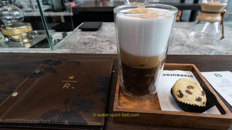 Ice Reserve Caffe Fredo Special Menu On Starbucks Bali