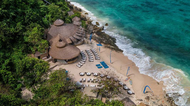 Karma Kandara Beach Ungasan Bali
