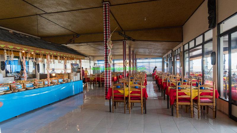 Kintamani Restaurant Capacity