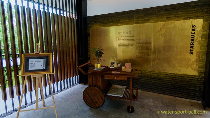 Lobby Area Starbucks Bali