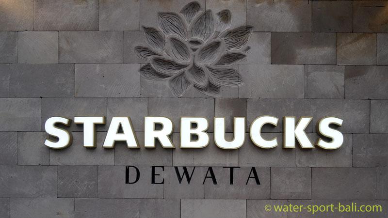 New Starbucks Dewata Logo