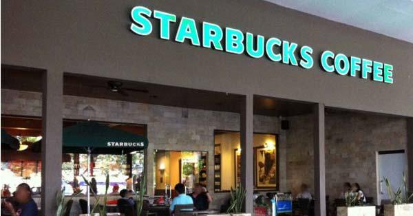 Starbucks Ngurah Rai Airport