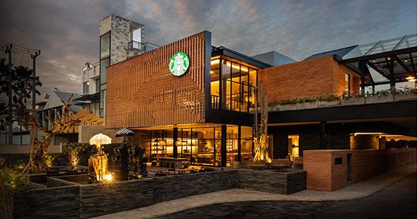 Starbucks Reserve Dewata - The Most Popular Of Ten Favorite Hangout Places In Kuta