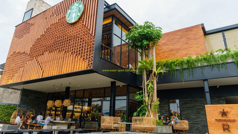 Starbucks Reserve Dewata Bali