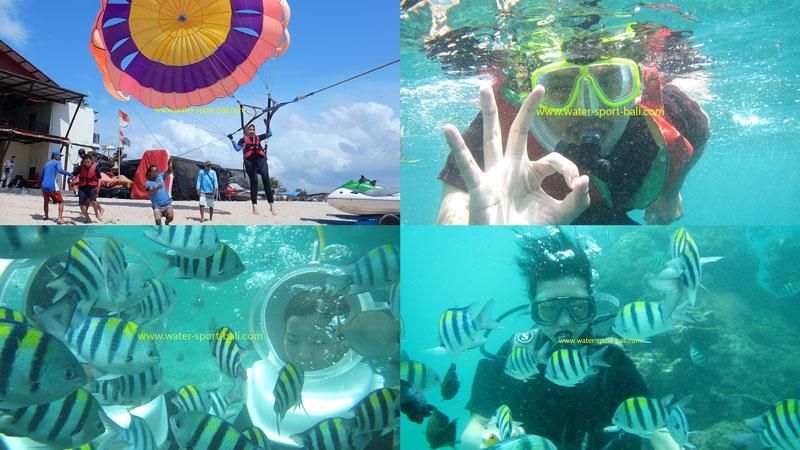 Water Sports Tanjung Benoa Beach Bali