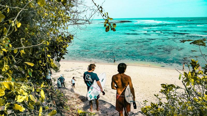 Green Bowl Beach Ungasan Bali
