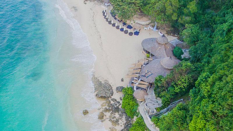 Karma Beach Ungasan Bali Attraction
