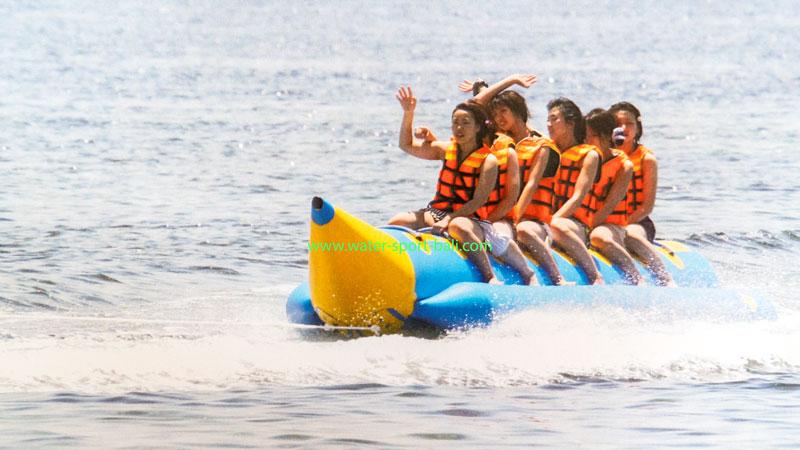Banana Boat Ride Sanur Price