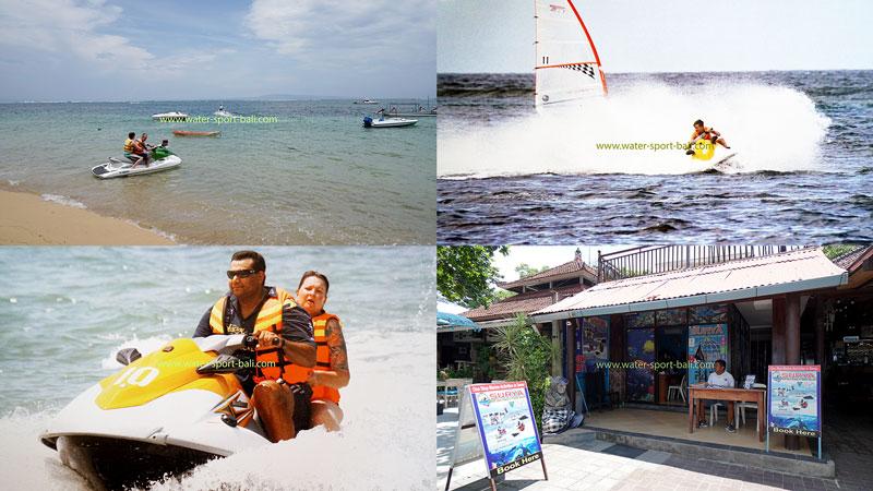 Jet Ski Bali Without An Instructor