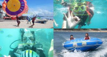 Cheap Tanjung Benoa Marine Package Bali
