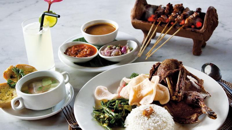 Crispy Fried Duck Menu Ubud Bali