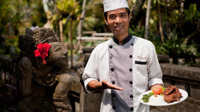 The Most Famous Ubud Culinary Menu