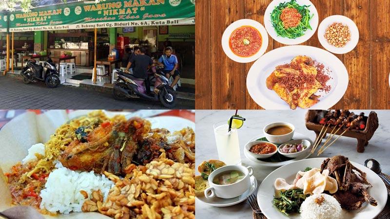 Cheap Halal Restaurants In Kuta