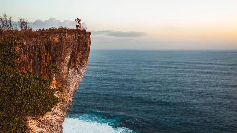 Karang Boma Cliffs