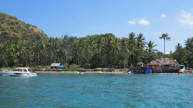 Amuk Bay Karangasem Bali
