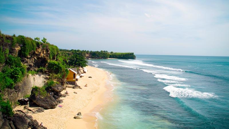 Balangan Beach - The Best Beaches In Bali For Honeymoon