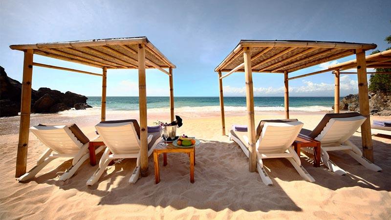 Kubu Beach Ayana Resort - The Best Beaches In Bali For Honeymoon