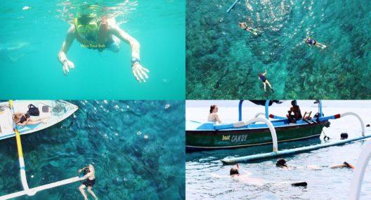 The Best Snorkeling Spot In Bali