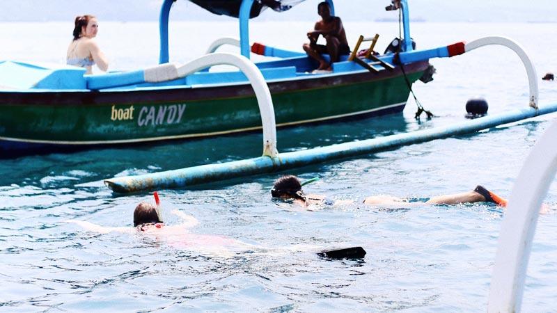 Tulamben Snorkeling