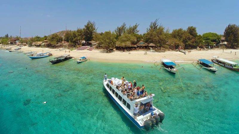 Fast Boat Gili Getaway