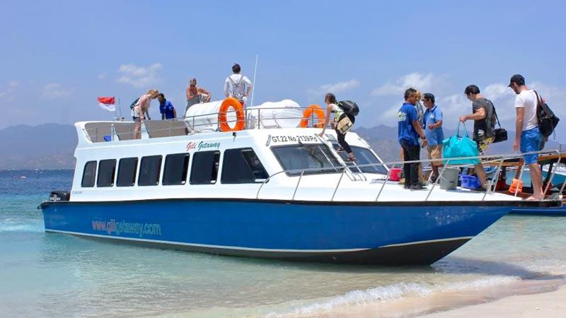 Fast Boat To Lembongan Gili Getaway