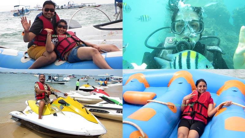 Water Sports Online Booking Bali