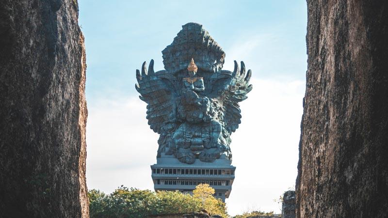 Why Is It Call GWK/Garuda Wisnu Kencana Cultural Park