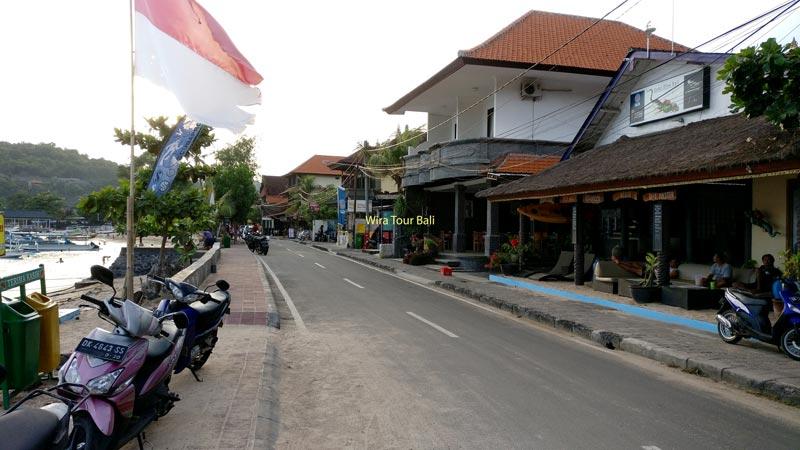 Padang Bai Tourism Attraction