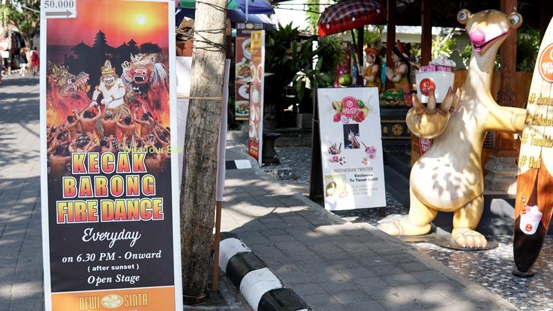 Kecak Dance Show Bali