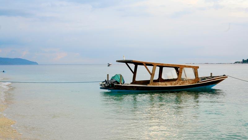 Gili Meno Islands