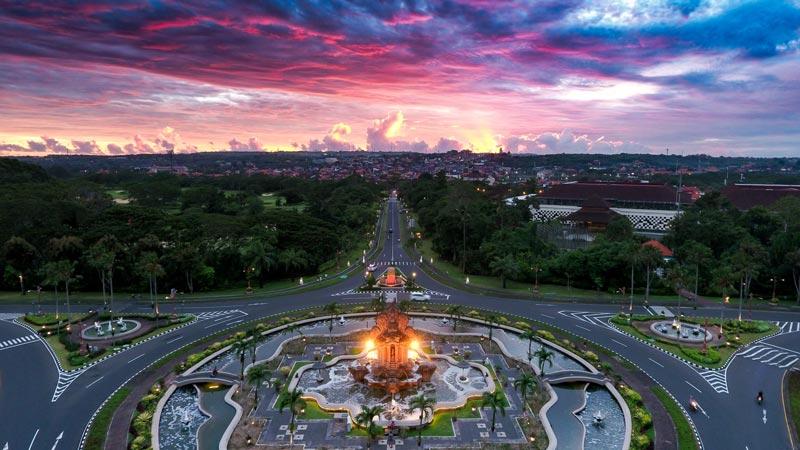 General Information on Nusa Dua Bali