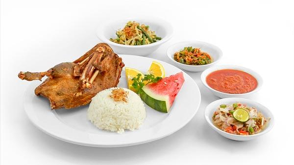 Original Ubud Crispy Duck Cuisine
