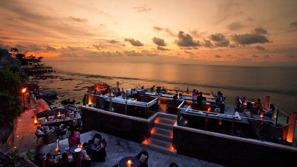 Rock Bar Ayana Jimbaran Top 5 Jimbaran Nightlife