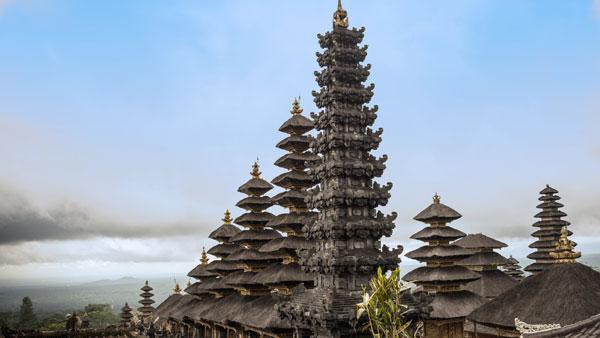 Besakih Temple Shrine Karangasem Ten Unique Places You Only Find In Bali