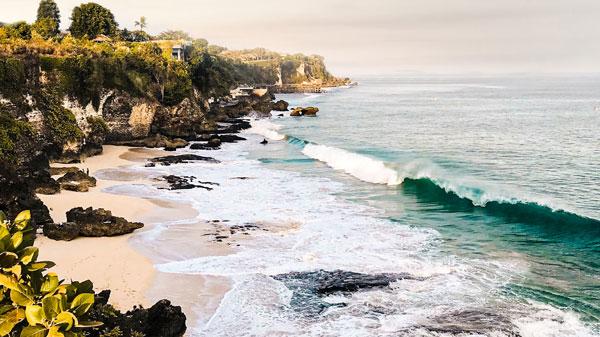 Bali Quiet Beaches