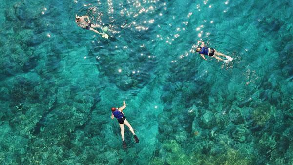 Crystal Bay Snorkeling