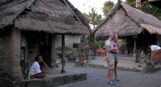 Batuan Village Traditional Balinese Houses