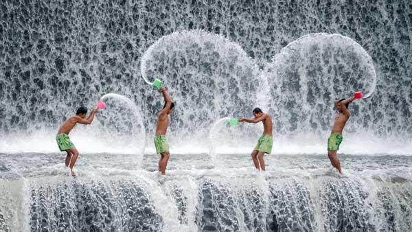 Tukad Unda Waterfall