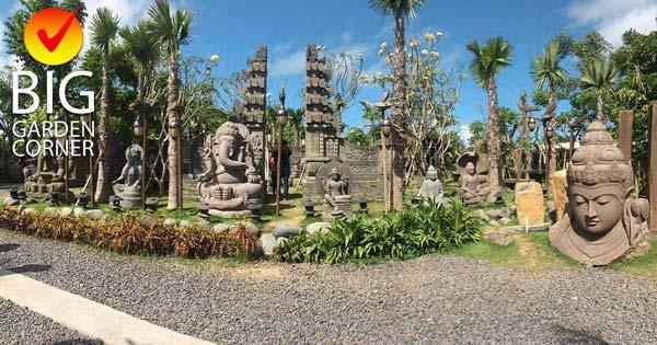 Big Garden Corner Sanur Bali