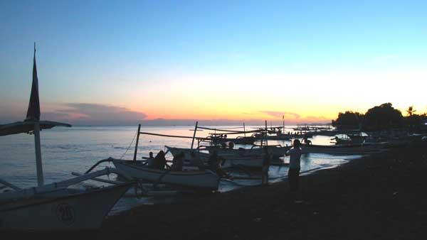 Lovina Beach Buleleng Bali